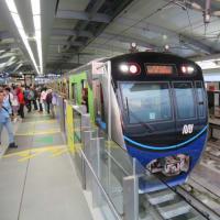 (ちょっと脱線) ジャカルタ都市高速鉄道見学