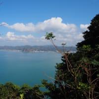 大房岬はきれいでした。