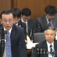 前総裁が第180通常国会の「無責任野党・自民党」を自己批判 谷垣法相