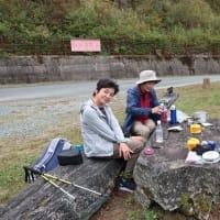 線で繋ぐ山歩き 京柱峠~矢筈山