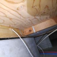 テレビ端子増設 床下配線