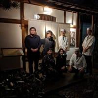 福井の料亭「鐵船」での活弁上映『オペラの怪人』