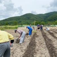NPO小田地域振興協議会の活動に参加。
