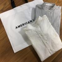 ファストファッションの店舗でも、ショッピングバッグの有料化が増えてきましたね。*AMERICAN HOLIC