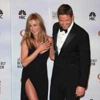 ジェニファー・アニストン @Golden Globe Awards~1/17