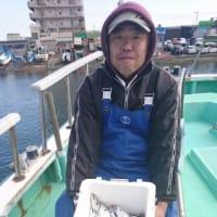 午前タチウオ船