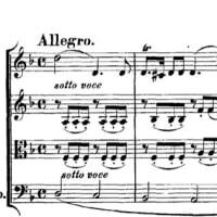 モーツァルト Mozart,W.A. 弦楽四重奏曲 第15番 ニ短調 K. 421