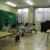 幼児教室いちご組 保育参観