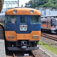 近鉄 鳥羽(2021.7.23) 12239F+12251F 回送