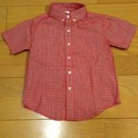 American Apparel★ギンガムチェックシャツ