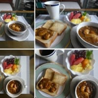 男の料理~我が家の昼ごはんは、旨みたっぷり!シーフードカレーパン~