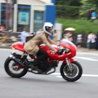 ドゥカティのバイクか??