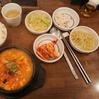王道の純豆腐チゲ