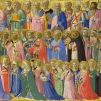 王たるキリストの祝日に唱える「イエズスの聖心に人類を献げ奉る祈」フランス語・ポーランド語・イタリア語