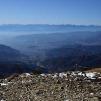 大菩薩嶺 3.山頂を往く