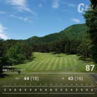 松乃本店さんゴルフ会6月コンペに参加