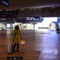 中国  新型コロナウイルス肺炎 1100万人都市・武漢封鎖 直前の混乱、現在は静寂