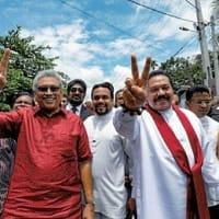 スリランカ  明日、大統領選挙 更なる民族・宗教の「分断」の懸念も