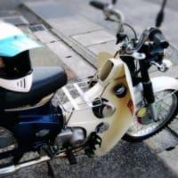 ヘルメット購入。