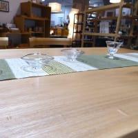 夏のテーブルウェア展残り3日です。