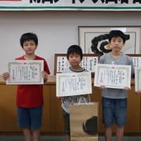 第40回朝日少年少女囲碁名人戦大阪府大会