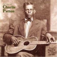 Bluesの学習 Charlie Patton