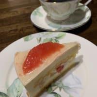 手作りケーキ 「パンプルムース」(グレープフルーツムース)