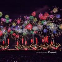 8月2日 長岡の花火
