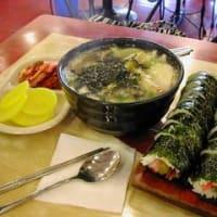 韓国式スシと刺身を日本料理として出してどこが悪い