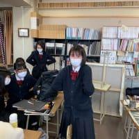 【美術部】見学者第1号がまさかの~200410