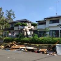 戦後最悪の政治が日本を亡ぼす、台風被害の見て感じる事