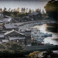 【Apr_27】竹野西町川湊叙景