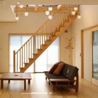 家のデザインと設計による建築家だから考える適度な付加価値で間取りと環境が生み出す生活のスタイル、ライフスタイルを反映しつつ「暮らし方」の提案から生活習慣の質的改善と家族の基本を。