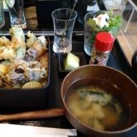 「Tsubaki食堂・金沢丼」と「上田恵子・地唄Modern」