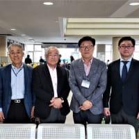 韓国からオープンキャンパス