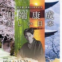 川端康成 美しい日本~鎌倉文学館35周年特別展~