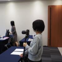撮影業務を始めました。