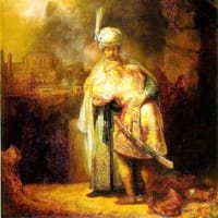 伊勢 海老せんべい・・・『聖書100週間』 そして 『神はダビデの国の祈りにこたえられた。』