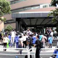 東京高検が道路公団に踏み込む瞬間を激写Xserve