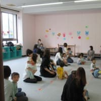 2歳児クラス ひよこ組の活動がはじまりました!!