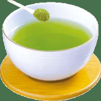 抹茶が入るとお茶はGood美味しく・・・「抹茶入り玄米茶」