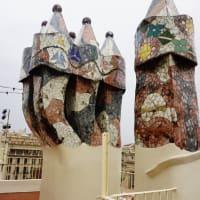 【バルセロナのモデルニスモ建築カサ・バトリョ】ポルトガル(リスボン他)&スペイン(バルセロナ)の旅2019
