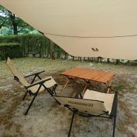 梅雨の晴れ間に福岡ローマンキャンプ場へ
