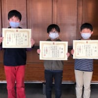 小学生名人戦千葉県大会は美濃島紡君代表