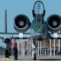 A-10が沖縄に来た