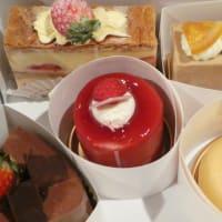 ケーキ『モンペリエ』@市川駅南口