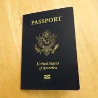 めいの米国のパスポートを取る (Get May-chan's US passport)