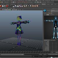 VRoidで新キャラを作りました日