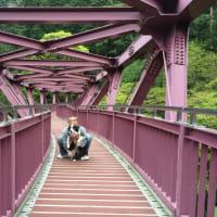 あやとり橋まで散歩