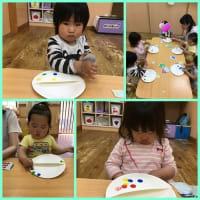 ☆たんぽぽぐみ(1歳児)5月の様子☆